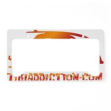 SURF BUG - VOLCANO License Plate Holder