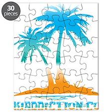 PALMS - PARADISE Puzzle