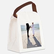 Cindi  Ronnie Canvas Lunch Bag