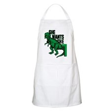 She Wants The T Apron