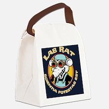 lab-rat2-OV Canvas Lunch Bag
