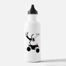 XTREME AIR STICKGIRL b Water Bottle