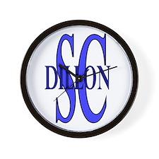 Dillon South Carolina Wall Clock
