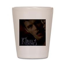 Klaus Shot Glass