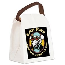 lab-rat2-PLLO Canvas Lunch Bag
