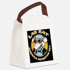 lab-rat2-PLLO Canvas Lunch Bag