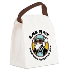 lab-rat2-LTT Canvas Lunch Bag