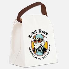 lab-rat2-LTT Canvas Lunch Bag