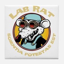 lab-rat2-DKT Tile Coaster