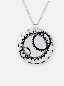Lowe Gear Sprocket Necklace