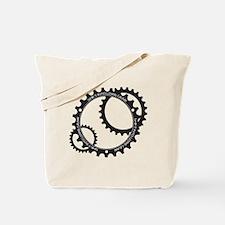 Lowe Gear Sprocket Tote Bag