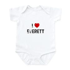 I * Everett Onesie