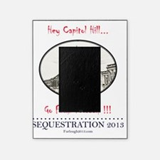Hey Capitol Hill! Picture Frame