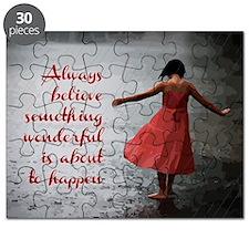 Always Believe Puzzle