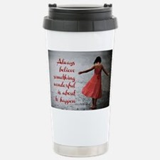 Always Believe Thermos Mug