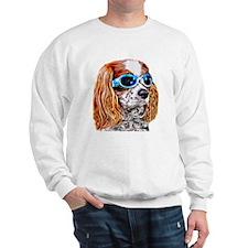 Dexter In Doggles Sweatshirt