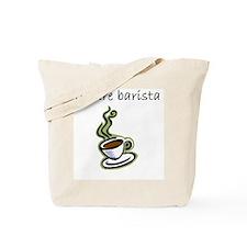 future barista Tote Bag