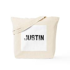 Justin Tote Bag