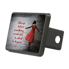 Always Believe Hitch Cover
