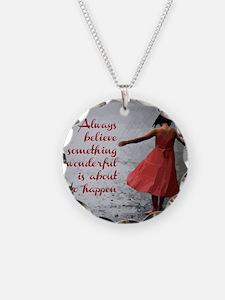 Always Believe Necklace