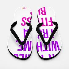 Fitness Blogger Mug Flip Flops