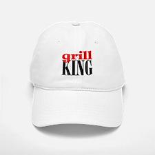 GRILL KING Baseball Baseball Cap