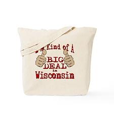 Big Deal-Wisconsin Tote Bag