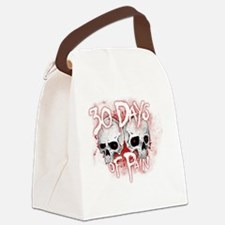 NEW 30 DoP LOGO Canvas Lunch Bag