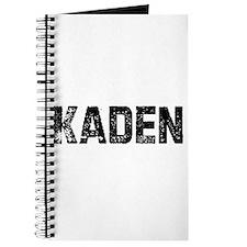 Kaden Journal