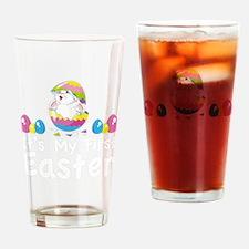 easterBun6C Drinking Glass