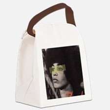 Angela Davis Canvas Lunch Bag
