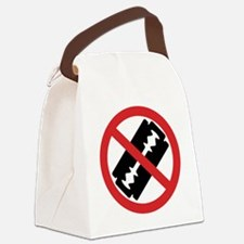 Don't Shave! Canvas Lunch Bag