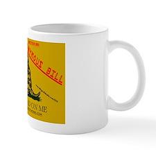 Propaganda Watch Yellow Mug
