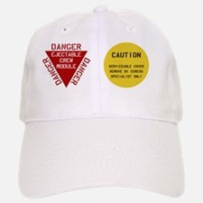 Danger - Caution Mug Baseball Baseball Cap