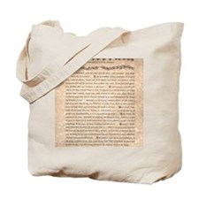 The Desiderata Poem by Max Ehrmann Tote Bag