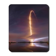 3000 Atlas V RBSP Launch Streak Shot Mousepad