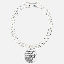 Crossfit Essentials Blac Bracelet