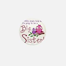 Birdie Big Sister Mini Button