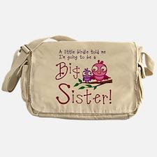 Birdie Big Sister Messenger Bag