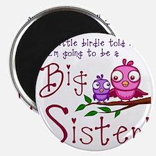 Birdie Big Sister Magnet