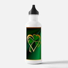 I Love St. Patricks Water Bottle