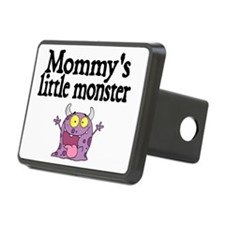 Mommys Little Monster Hitch Cover