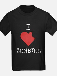 Heart Zombies T