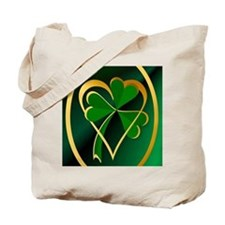 I Love St. Patricks Tote Bag