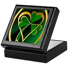 I Love St. Patricks Keepsake Box
