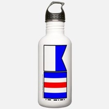 Alpha Charlie - Abando Sports Water Bottle