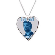 I STAND WITH RAND Necklace