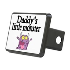 Daddys Little Monster Hitch Cover