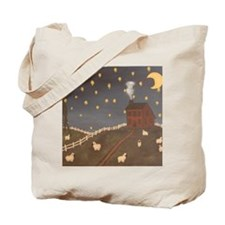 Night Night Sheepies Tote Bag