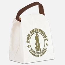 Minutemen, the Original Homesland Canvas Lunch Bag